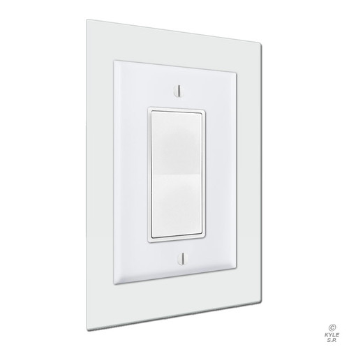 "Oversized 6"" x 4"" Light Switch Plate Cover Expanders"