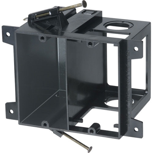 Divided Power & Low Voltage Combo Work Boxes - New Construction