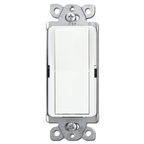 Designer Rocker Switch - White