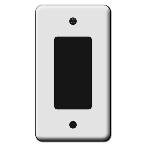 Tall 1 Rocker Switch Plate Covers