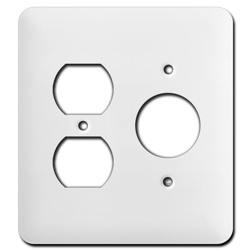 Cover Outlet and Single Socket
