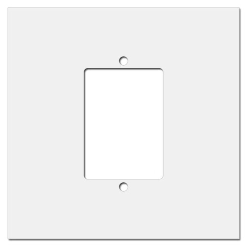 """Wall Guard Expands Single Light Switch Plate Expander To 6x6"""""""