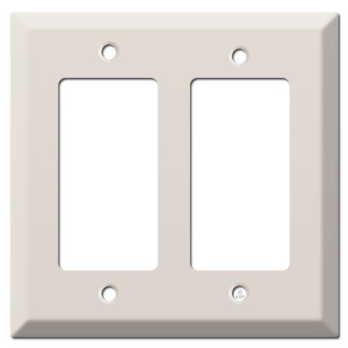 Deep 2 Decora Switch Wallplate - Light Almond