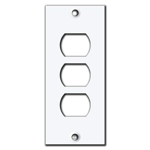 3 Despard Filler Strap for Decor Wall Switch Outlet Covers