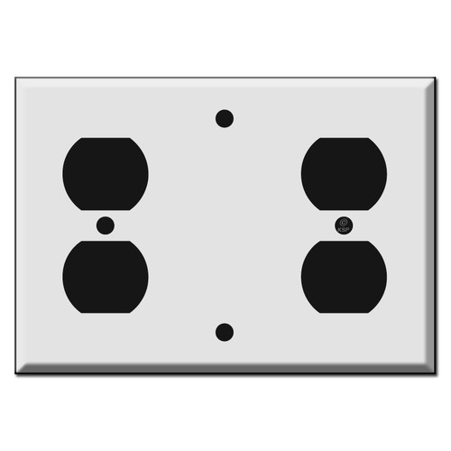 Outlet Blank Outlet Combo Wall Switch Plate