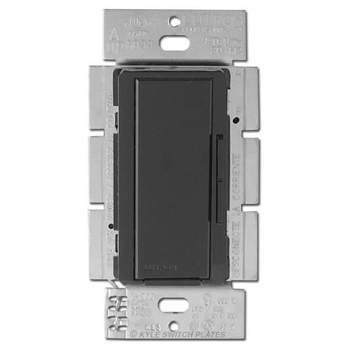 Lutron Maestro Companion Digital Dimmer Switch - Black
