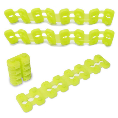 Green Quick Fix Spacers for Adjusting Switches & Outlets