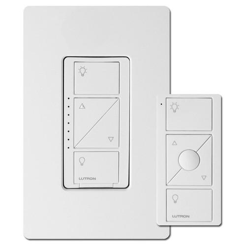 Caseta Wireless In-Wall Dimmer + Pico Remote Control Lutron
