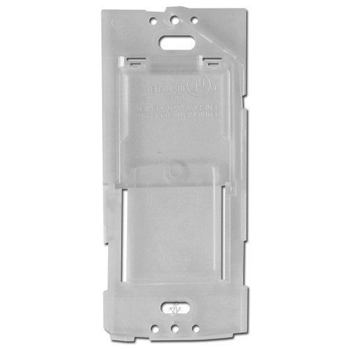Pico Remote Control Wall Plate Bracket - Lutron