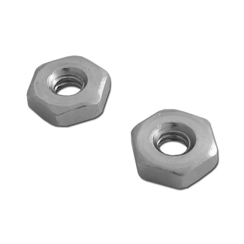 Hex Nuts for Electrical Switch Plate Screws