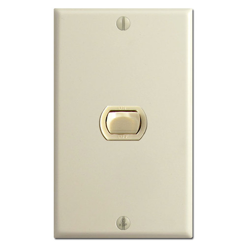 1 Despard Switch Low Voltage Light Plate Set - Ivory
