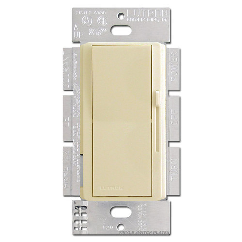 3-Way Ivory ELV Low Voltage Dimmer Switch 300W Lutron