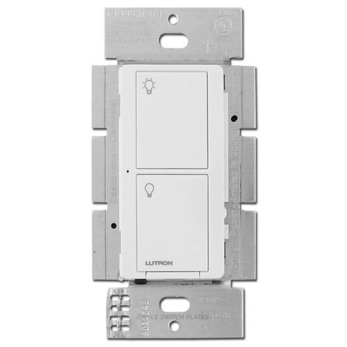 Caseta Multi-Location Electronic RF Neutral Switch Lutron White