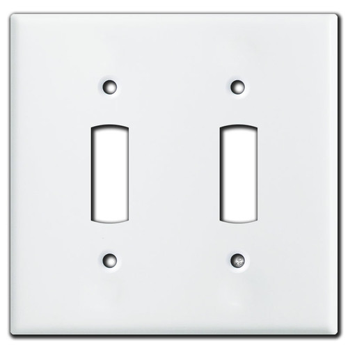 Double Cover for Vintage Wide Toggle Switches