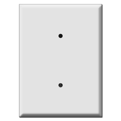 "Largest 7.5"" Oversized 1 Blank Electrical Wall Plate Covers"