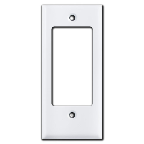 Special Size Smaller Cover Plate for GFCI Outlet