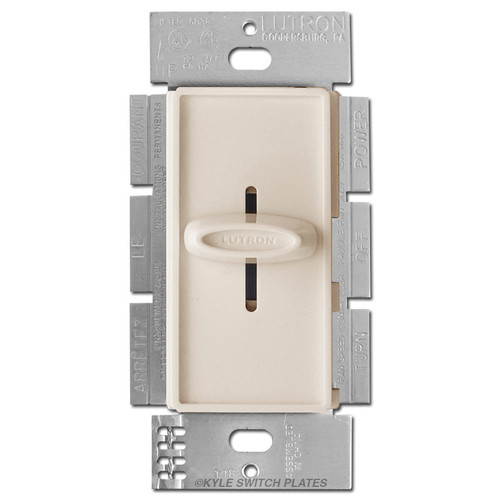 Decor 3-Speed Fan Switch Lutron Skylark - Light Almond