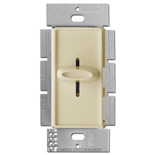 Decor 3-Speed Fan Switch Controller Lutron Skylark - Ivory