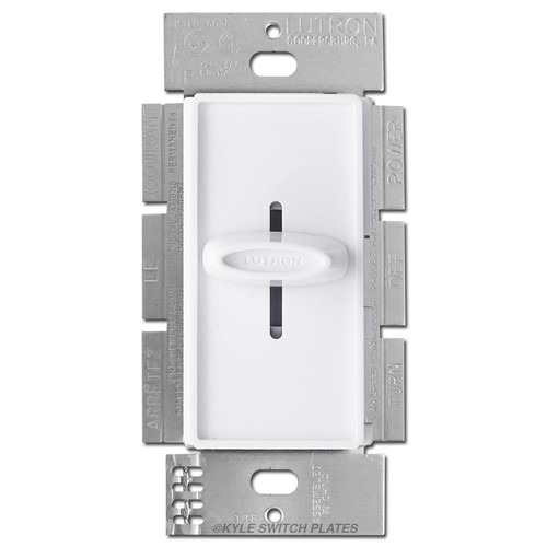 3-Speed Fan Control Switch Lutron Skylark - White