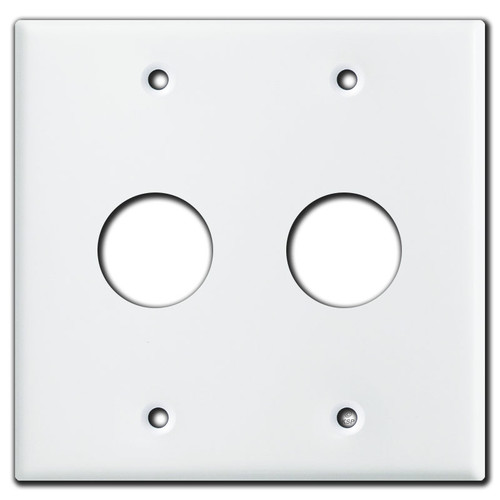 Covers for 2 Older Style Honeywell Brand Switches