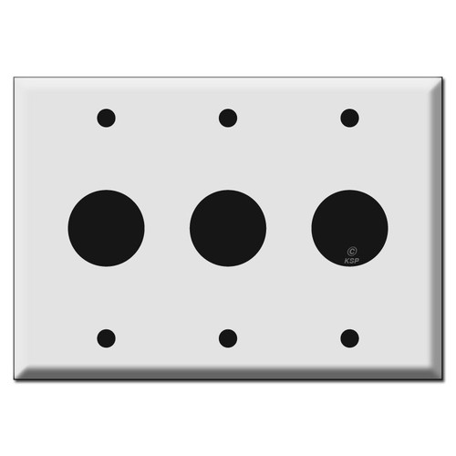 Honeywell Tap Lite 3 Push Button Light Switch Covers