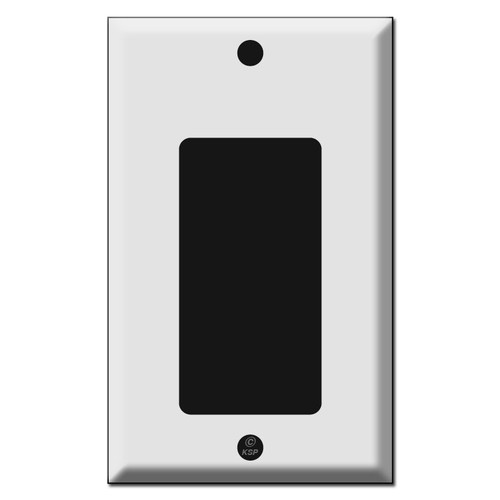 Decor Rocker Switch Lock Cover - On Position