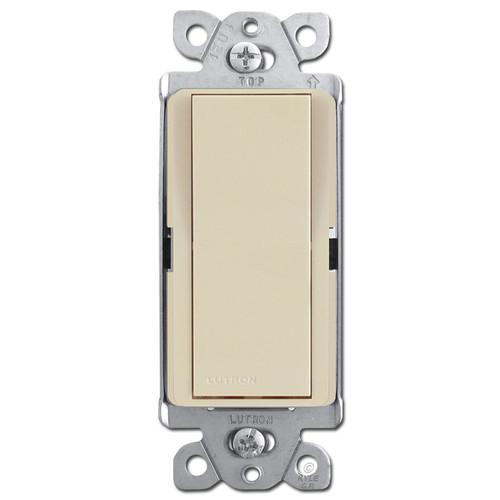 Decor 4-Way Rocker Switch - Ivory