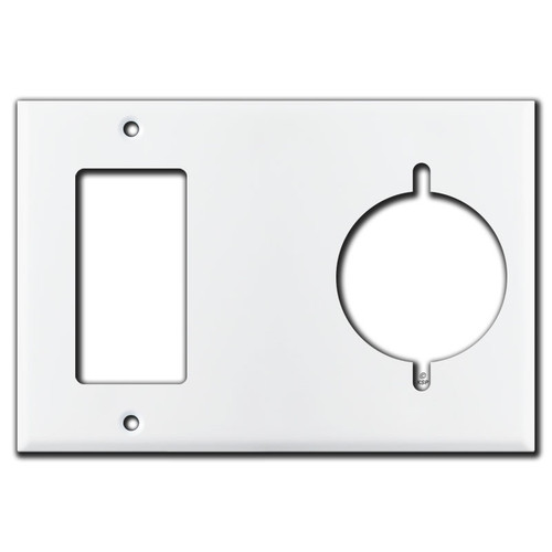 Odd Cover Plates - Rocker and Range Outlet