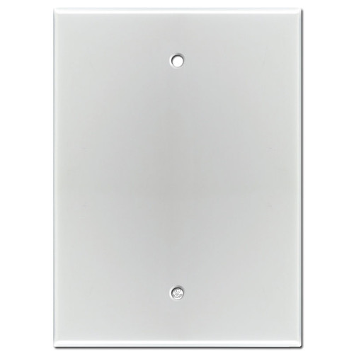 "7.5"" Door Bell Cover Plate for Nutone Speaker Box 5.25"" Screws"