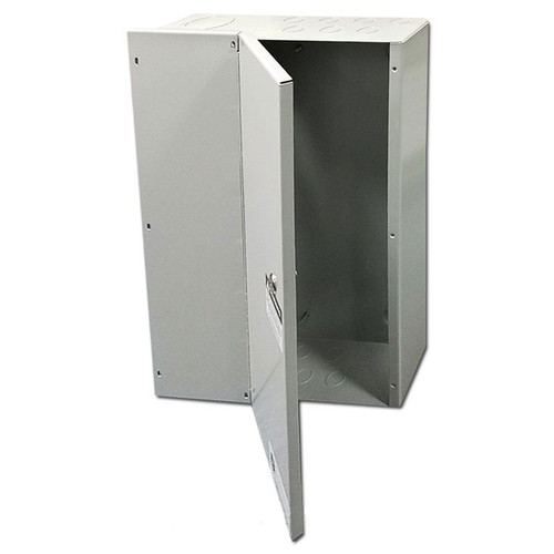 Electrical Cabinet for GE Low Voltage Relay Panel - Tub & Cover