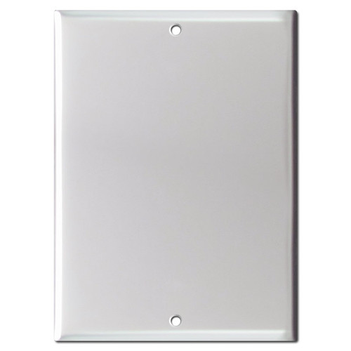 "Intercom Speaker Cover 7.5"" for M&S Wall Box with 6-5/8"" Screws"