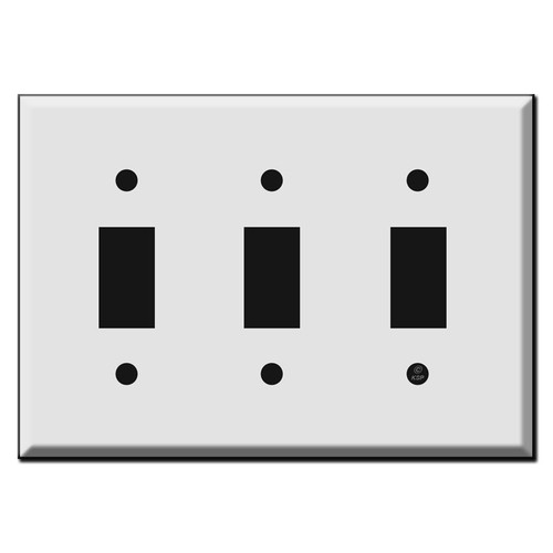 Somfy 3 Switch Movable Blinds Wall Plate Covers