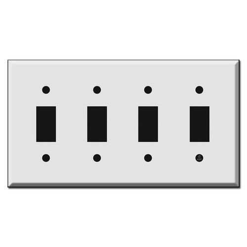 Somfy 4 Switch Window Awning Wall Plate Covers