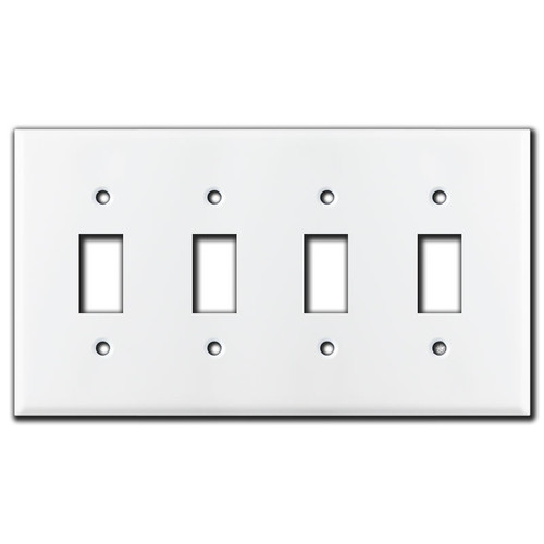 Awning Control Covers for 4 Switches