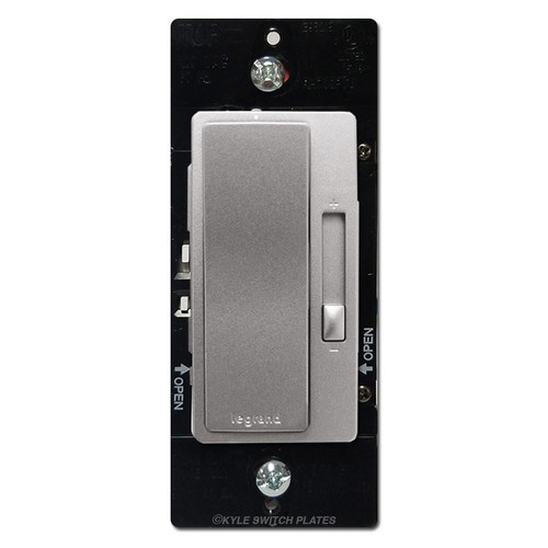 Universal Light Dimmer Switches MLV ELV LED CFL - Nickel