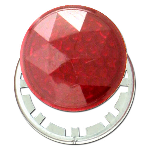 Pilot Light Jewel - Red