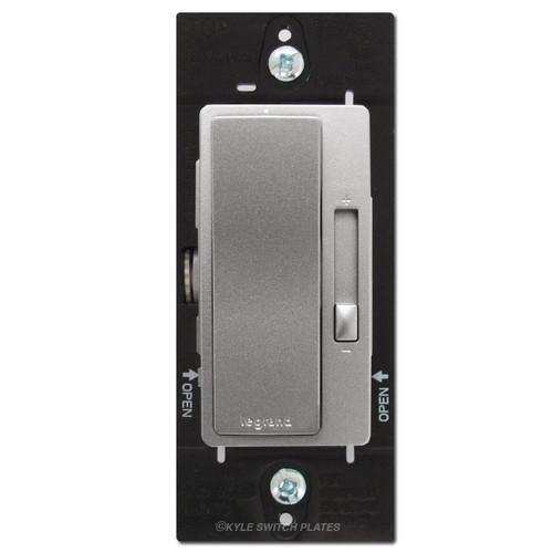 Nickel Fan Speed Control Switch - Single Pole/3-Way Legrand