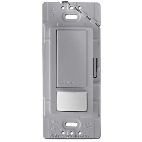 Motion Occupancy Sensor Control 2A Lutron - Gray