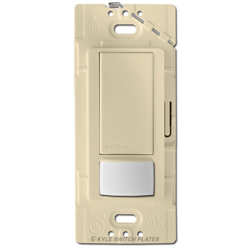 Motion Sensing Occupancy Control 2A Lutron - Ivory