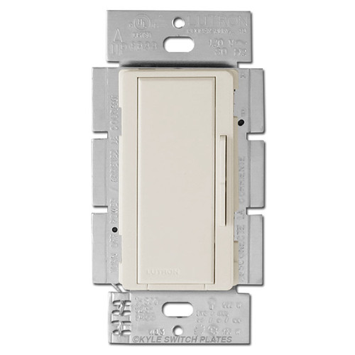 Maestro Digital Dimmer Switch Companion Lutron - Light Almond