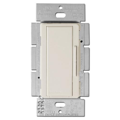 Maestro Digital Dimmer Switch Companion Lutron - Light Almond