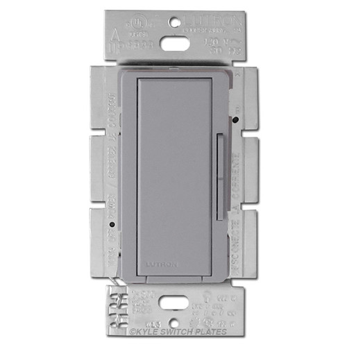 Maestro Lutron Digital Dimmer Companion Switch - Gray