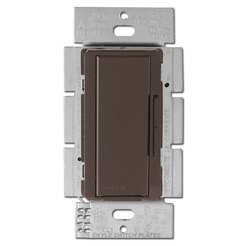 Maestro Companion Lutron Digital Dimmer Switch - Brown