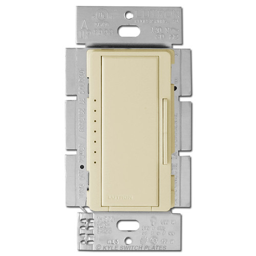 LED CFL Dimmer Digital Multi-Location Lutron Maestro 150W - Ivory