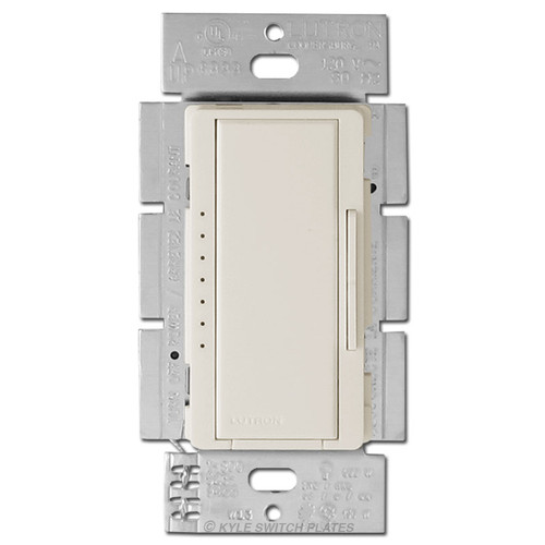 LED CFL Dimmer Digital Maestro Multi-Location 150W - Light Almond