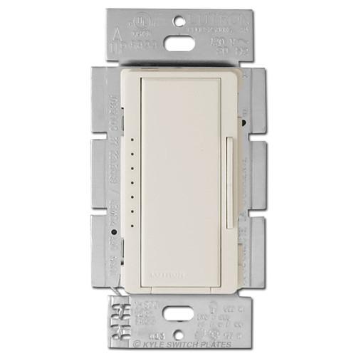 LED CFL Dimmer Digital Maestro Multi-Location 150W - Light Almond