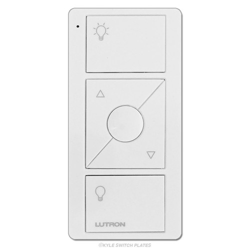 Lutron Caseta 3-Button with Raise/Lower Pico Remote