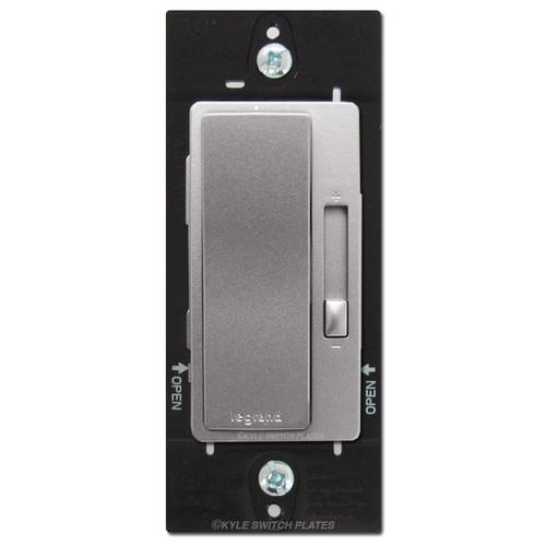 0-10V LED or Fluorescent Light Dimmer Switch Legrand - Nickel