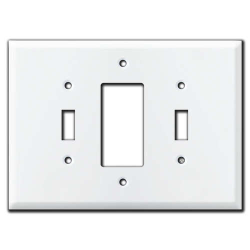 Large Cover for Toggle Rocker Toggle Switches