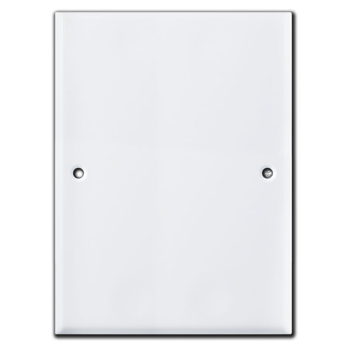 Indoor NuTone Intercom Station Box Cover 7.5'', Screws 4.5''